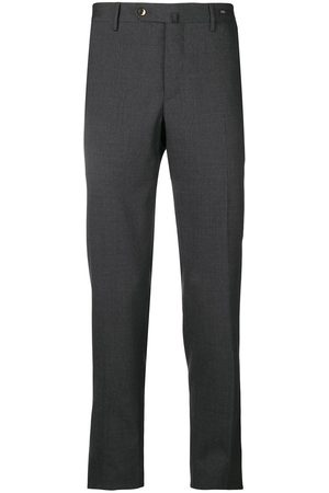 PT01 Slim fit tailored trousers - Grey