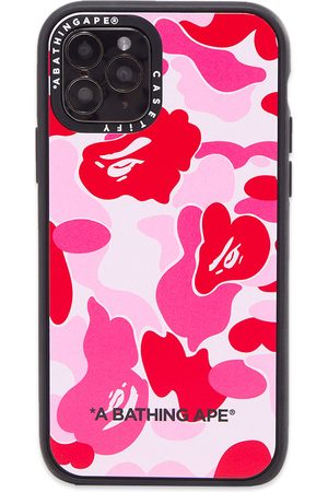 AAPE BY A BATHING APE Men Phones Cases - X Casetify ABC Camo iPhone 11 Pro Case