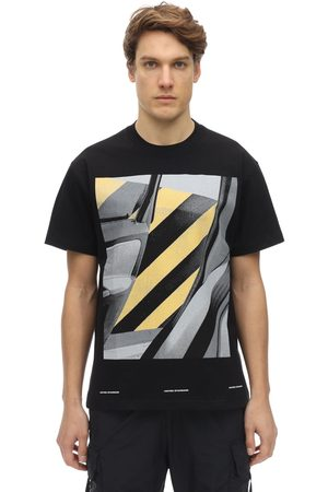 UNITED STANDARD Piotr Print Cotton Jersey T-shirt