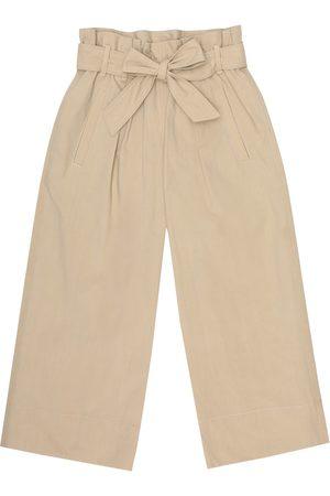 Brunello Cucinelli Cotton-poplin pants