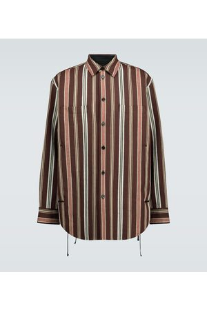 Jil Sander Asher striped jacket