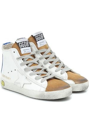 Golden Goose Francy leather sneakers