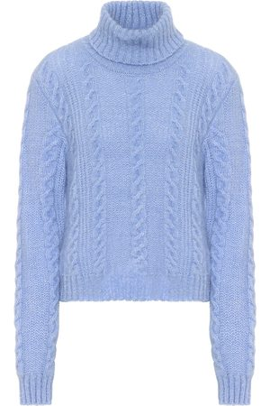 VERSACE Exclusive to Mytheresa – Wool-blend sweater