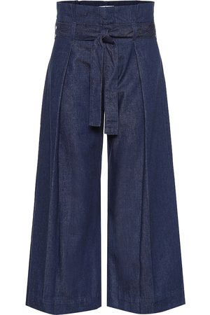 7 for all Mankind Lotta denim culottes
