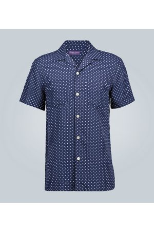 Ralph Lauren Polka-dot short-sleeved shirt