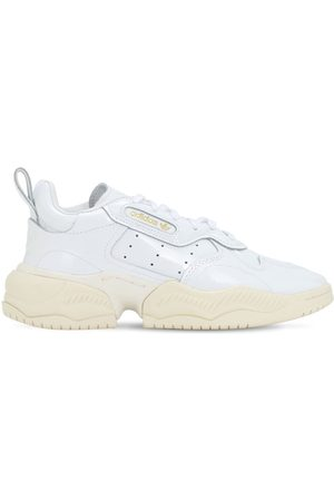 adidas Supercourt Rx Patent Leather Sneakers