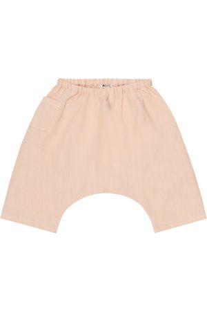 Caramel Baby Aldgate linen pants
