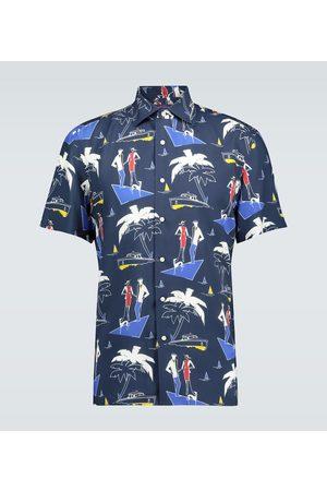 Ralph Lauren Riviera printed short-sleeved shirt