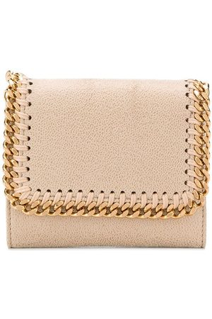 Stella McCartney Women Wallets - Small Falabella wallet - Neutrals