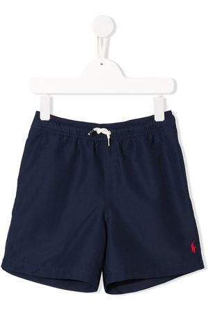 Ralph Lauren Boys Swim Shorts - Logo swim shorts