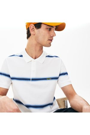 Lacoste Men's Made In France Regular Fit Cotton Piqué Polo Shirt : /