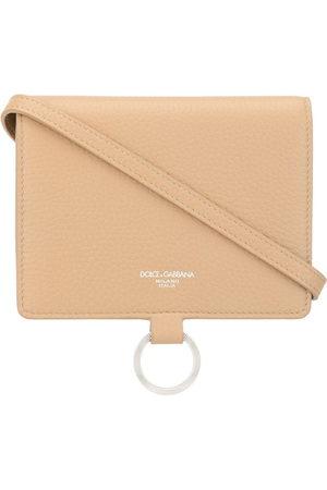 Dolce & Gabbana Logo print mini bag - Neutrals