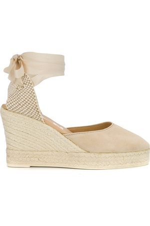 MANEBI Espadrille wedges - Neutrals