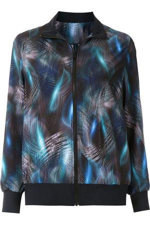 Lygia & Nanny Steffi printed bomber jacket - Multicolour