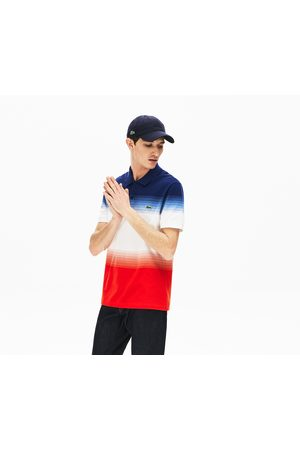 Lacoste Men's Made In France Cotton Piqué Regular Fit Polo Shirt : / /