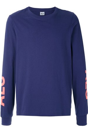 Àlg Men Long Sleeve - Long sleeved T-shirt