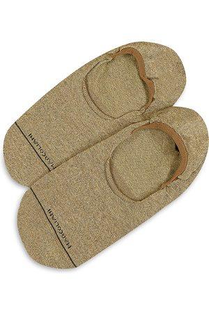 Marcoliani Men Socks - Invisible Touch No-Show Socks