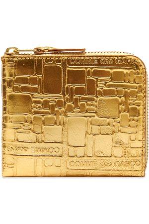 Comme des Garçons Men Wallets - Comme des Garcons SA3100EG Embossed Logo Wallet