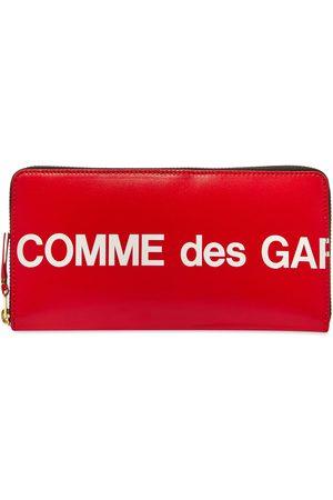Comme des Garçons Comme des Garcons SA0110HL Huge Logo Wallet