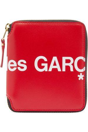 Comme des Garçons Comme des Garcons SA2100HL Huge Logo Wallet
