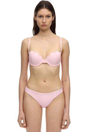 ARABELLA LONDON The Contour Bikini Top W/ Underwire