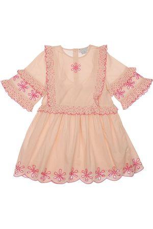 Stella McCartney Organic Cotton Lace Dress
