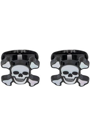 Paul Smith Men Cufflinks - Skull and bones cufflinks