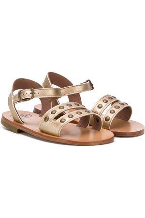 PèPè Studded open-toe sandals
