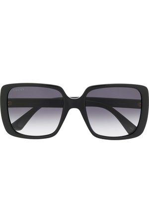Gucci Women Square - Square-frame sunglasses