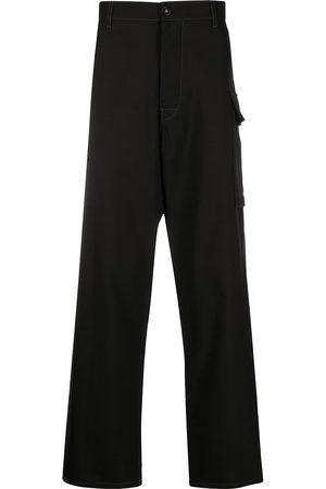 Marni Men Formal Pants - Drop-crotch trousers