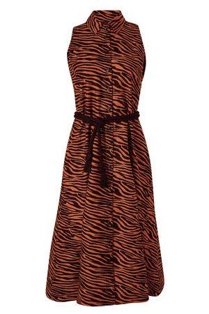 Lisa Marie Fernandez Alison linen mix maxi dress