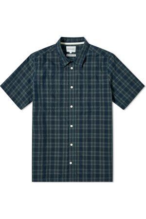 Norse projects Short Sleeve Oscar Cotton Nylon Shirt