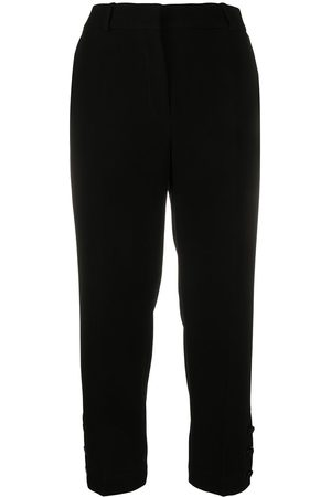 MULBERRY Elisabeth cropped trousers