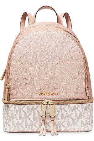 Michael Kors Rhea Small Zip Backpack