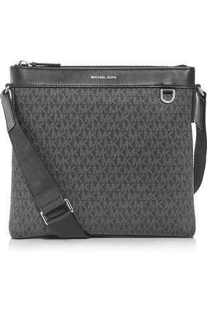 Michael Kors Greyson Logo Messenger Bag