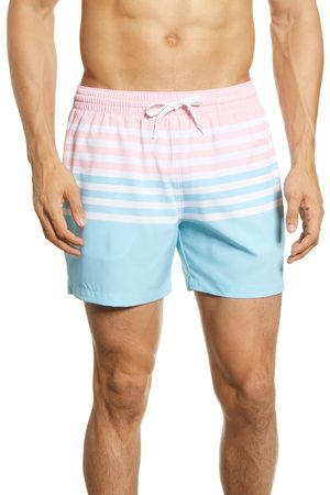 Chubbies Men Swim Shorts - Men's On The Horizons Swim Trunks