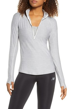 New Balance Women's Transform Half Zip Pullover