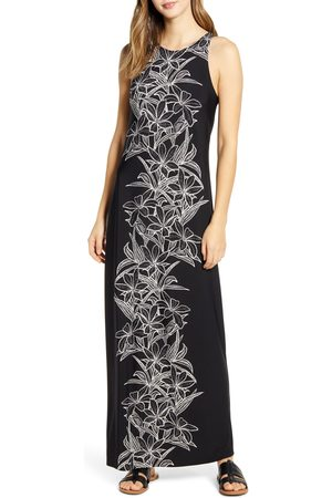 Tommy Bahama Women's Midnight Blooms Maxi Dress