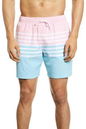 Chubbies Men's On The Horizon 7-Inch Swim Trunks