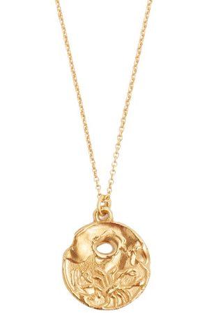Alighieri Scorpio 24kt -plated Necklace - Mens