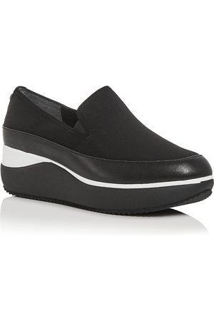 Donald Pliner Women Platform Sneakers - Women's Lizzee Platform Loafers