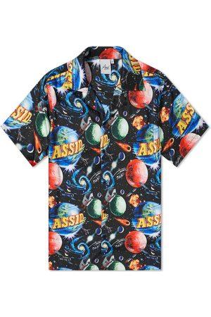 Assid Bad World Hawaiian Shirt