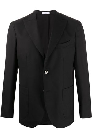 Boglioli Tailored single-breasted suit jacket