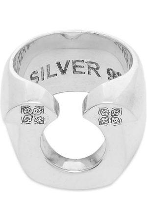 Maple Men Rings - Horseshoe Ring