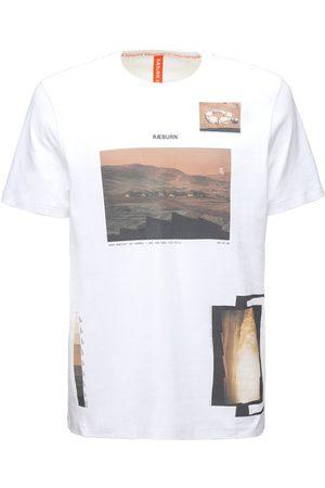 CHRISTOPHER RAEBURN Ræ Gallery Cotton Jersey T-shirt