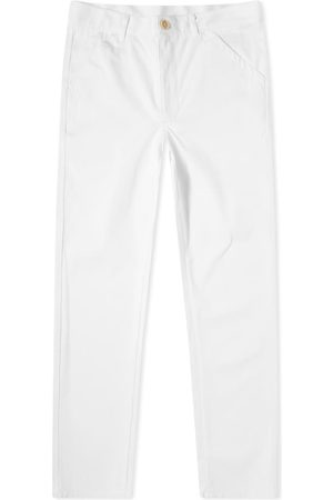 Comme des Garçons Men Pants - Comme des Garcons SHIRT Cotton Twill Work Pant