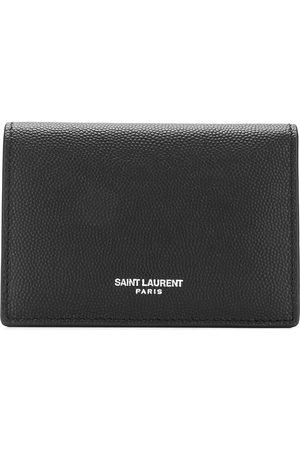 Saint Laurent Men Wallets - Paris bi-fold cardholder