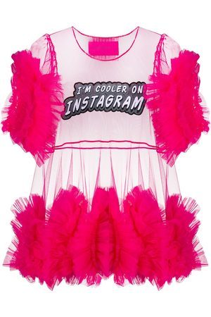 Viktor & Rolf Women Tops - I'm Cooler On Instagram tulle top