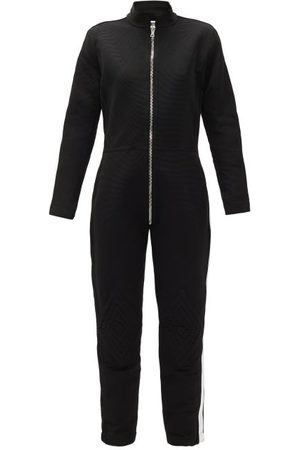 Bolt X Edie Upcycled Cotton-drill Jumpsuit - Womens