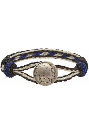 Chamula Men Bracelets - Indian Concho Bracelet